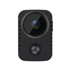 FreeShipping HD Mini Body Camera Wireless Security Pocket Cameras Motion Activated Small Nanny Cam for Cars Standby PIR Espia Webcam
