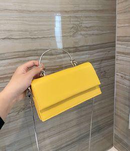 New Women's Chain Bag 21 New Trendy High-quality Handbag Fashion Matching Letter Gift Box Diagonal Shoulder Bag WF2102072