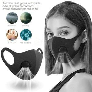 Masque utiles Masques Masque anti-poussière Air Anti Pollution PM2,5 Visage WashableReusable Masque Masques anti-poussières utiles Air Anti Pollution PM2,5 Visage Washab KHNB