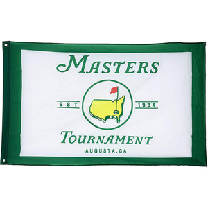 Мастера PGA Golf 3x5 Флаг, изготовленный на заказ 3x5ft Флаги, Все страны Цифровая печать 80% Bleed, 100D полиэстер, быстрая доставка, Бесплатная доставка