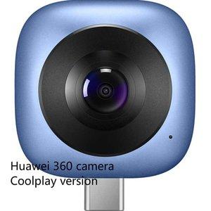 Orijinal Huawei Envizion 360 Panoramik Kamera Coolplay Versiyonu CV60 Derece Video Kamera Lens HD 3D Canlı Kamera Coolplay Sürümü LJ200828