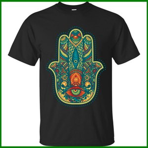Хамса рук Spiritual Мужчины Trippy Будда Йога Third Eye Usa M Xl 2xl 16XL балахон дизайнеры футболки толстовки