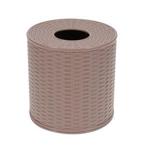 Clásica ocasión Servilleta Ronda de moda de papel de U Contenedores Titular de moda Caja de almacenamiento barato bdesports bbyhvR Tissue