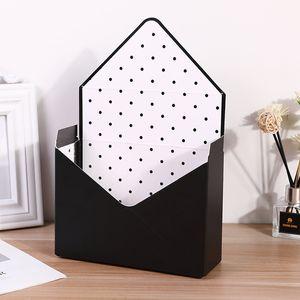 Caixa de presente do envelope criativo Dobrável sabão flor caixa de embalagem de doces caixa de recipientes para festa de casamento de Natal suprimentos 2 2xm e1
