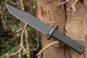 cold steel 16CB Trail master Sanmai japanese Laredo Tactical Survival Bowie Hunting Fixed Blade Straight Camping Hiking Outdoor Knife NO BOX