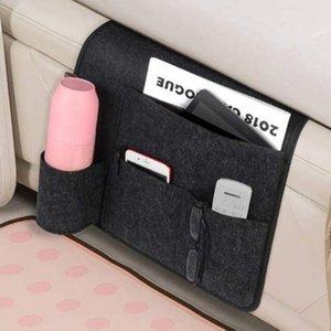 Bedside Storage Organizer Hanging Caddy Bed Holder Pockets Bed Pocket Sofa Organizer Pockets Book Felt Holder