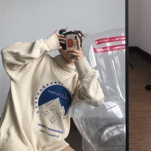 Turtleneck Ader Error Sweater Men Woman High Quality Fashion Casual Company Logo Crewneck Adererror Sweatshirts