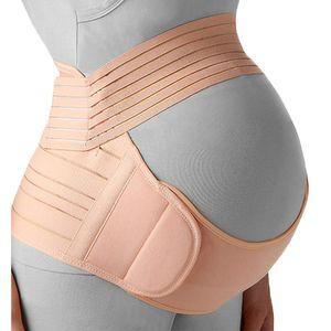 Barriga grávida de Apoio Mulheres Banda Voltar roupa cinto ajustável cintura cuidados de maternidade Abdomen Brace Protector bebê Gravidez