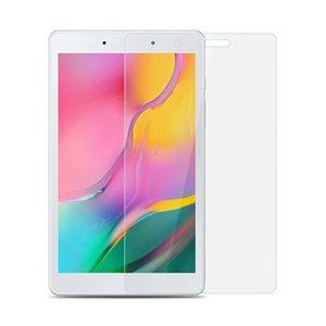 Samsung Galaxy Tab A 80 2019 T290 T295 9 H Temperli Cam Ekran Koruyucu SM-T290 SM-T295 8 inç Koruyucu Cam
