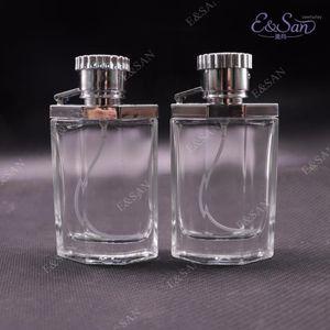 Хранение бутылки JARS 30 мл прозрачный кристалл стеклянный аромат пустая бутылка русский кувшин дух 50 шт. / Лот1