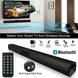 20W TV Sound Bar Wireless Bluetooth Home Surround SoundBar For PC TV Speaker1