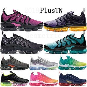 New Arrival Hot Best Cassical tns Red kpu black white Chaussures ultra requin Breathable Casual Running Shoes Size 36-45 Free ship