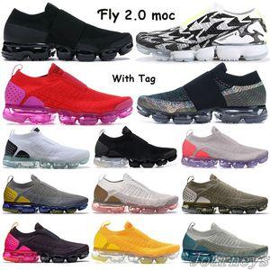 새로운 도착 플라이 3.0 야외 신발 남성 여성 스포츠 쿠션 트레이닝 트리플 화이트 블랙 뱀 가죽 핑크 사우스 비치 하나의 스니커즈 중 하나