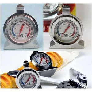 Food Thermometers Meat Thermometer Stand Up Dial Oven Thermometer Gauge Gage Stainless Steel Gauge Gage Kitchen sqcEWi bbgargden