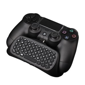For PS4 slim pro Bluetooth gamepad keyboard voice chat input for PS4 game accessories