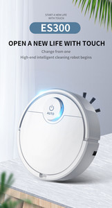 FreeShipping Smart Floor robot vacuum cleaner vacuum cleaner 3 in 1 Multifunctional USB Auto cleaning robot Suction Sweeper Dry Wet robots