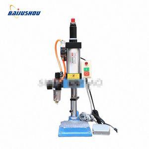 NEW Pneumatic Press JNA50 Pneumatic Punching Machine Small Adjustable Force 200KG Punch HRiT#