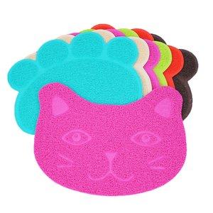 Cat Mat Pad Non Slip PVC 30*40cm Anti Cats Sanding Litter Mats Basin Dog Cushions Pet Supplies Free Shipping 3 6jn M2