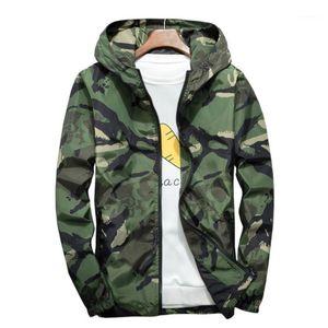 Asstseries Plus Taille 5XL 6XL Camouflage Veste de camouflage Hommes Bombardiers Hommes Bouchleuse à capuche Grande taille Veste pour hommes1