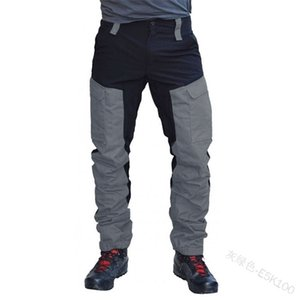 SCIONE Spring Autumn Moto & Bike Pants Men Multi-pocket Washed Overalls Men Outdoor Straight Pant Male Cargo Pants Men Trousers 0930