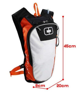 Motorcycle backpack men and women riding racing multi-function bag shoulder chest bag outdoor travel knight motorcycle backpack