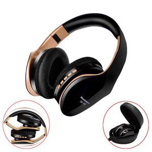 PunnkFunnk Wireless Headphones V5.0+EDR Bluetooth Headset For Mobile Phone Mp3 Foldable Stereo Noise Reduction Gaming Earphones