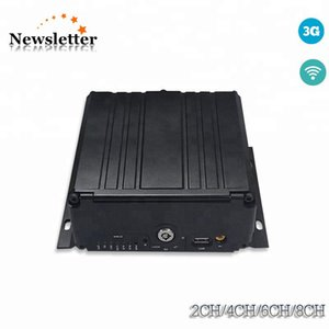 AHD 6CH 8CH 1080P MDVR GPS 3G WIFI Mobile Car DVR H.264 Digital Video Recorder