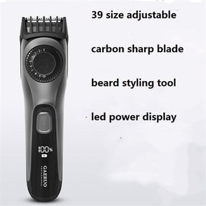 Hair Clippers Electric Man Beard Styling Trimmer 39 Size Precision Moustache Style Clipper Household Men Hairstyle Haircut Machine Sharp Bla