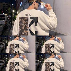Yaratıcı gevşek kol klip Sonbahar Kol Jacket yönlü od6KU Erkek bahar ve jacketLong Yeni Kore moda Ceket yaka ceket EIDG ins