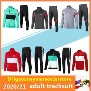 20 21 Mens giacca della tuta da calcio 2020 2021 CHANDAL futbol Survêtement Maillot giacche allenamento di calcio de foot