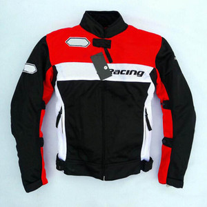 Four Seasons Cross-Country Motorcycle Rider Jersey Traje de carreras Locomotora Servicio SPEED SIGENCIA LOCOMOTIVA ANTI-FALL ROPA