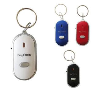 Wireless Whistle Key Finder Schlüsselanhänger für Anti-verlorenes Gerät Anti-Diebstahl
