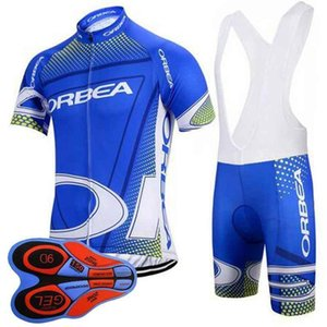 2020 Orbea Team Cycling Short Sleeves Jersey (Bib )Shorts Sets 9d Gel Pad Maillot Ropa Ciclismo Brand Mtb Bike Shirt Clothing 92607f