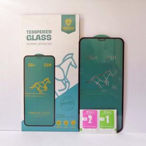 10PCS 21h gehärtetes Glas Displayschutzfolie für Huawei Honor 9A 9C 9S 9X PRO 9X Lite mit freiem Verschiffen Verpackung