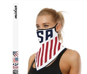 Dry Multi Cover Fashion Bib Head Bandana Face Quick Cycling Printed Functional Mask Scarf Outdoor Seamless Hairband Scarves bbyPi xmh_home