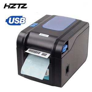 Xprinter Thermische Etikett Barcode Drucker Quittungskennzeichnung Drucker Barcode QR Code Aufklebermaschine 20mm-80mm Auto Stripping 370B1