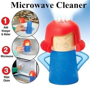 Cleaner Easily Cleans Microwave Oven Steam Cleaner Appliances Kitchen Accessories Tools Gadgets Inteligentes