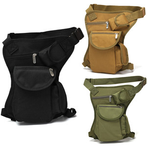 Outdoor Sports Hiking Versipack Camouflage Bag Tactical Leg Pack NO11-459