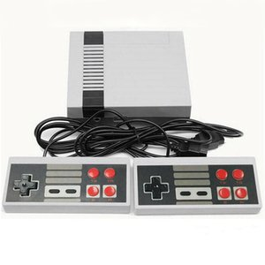Four buttons Arrival Mini TV Game Console Video Handheld Controller for NES 620 500 games consoles with retail boxs hot sale DHL