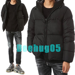 Fashion New Winter Down Jacket High Quality Men &#039 ;S Short Down Jacket 90 %White Duck Down Size Xs -Xl
