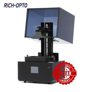 LCD de impressora 3D desktop com superfície de impressão extrema delicada11