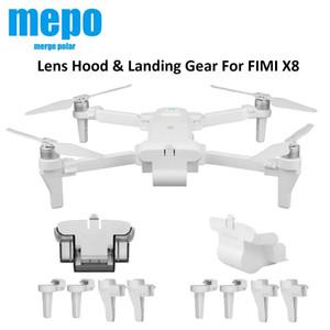 Fimi X8 giunto cardanico Camera Lens Protector Cover per Fimi X8 SE accresciuta Stabilizzatore Leg Extender Custodia protettiva in atterraggio