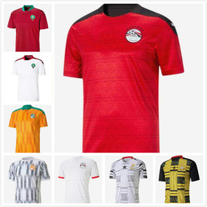Ghana THOMAS squadra nazionale di calcio maglie 2020 J.Ayew Caleb Ekuban Samuel Owusu In casa Fuori casa camicia di calcio 21 Schlupp kudus