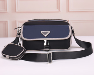 Luxury designer with box classic style one-shoulder messenger camera bag unisex bag card bag light and durable