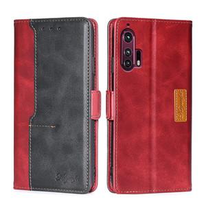 Hülle für Motorola Moto Rand plus eine Fusionssicht Marco Zoom PRO E6S E 2020 E7 E6 E5 Wallet Case Leder Handy Case Stand Flip Cover