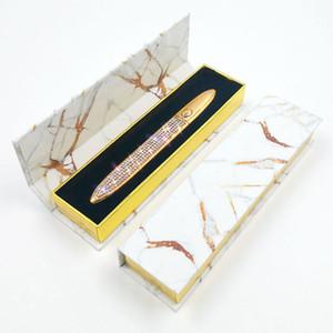 Self-adhesive Eyeliner Glue-free Eyeliner Pen for False Eyelashes Waterproof Black Eye Liner Pen with Retail Box