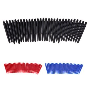 30 Pieces Durable Nylon 2BA Thread Dart Shafts Dart Stems Medium 43mm