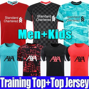 Manchester United RASHFORD FERNANDES 20 21 camiseta del manchester soccer united GREENWOOD van de beek utd 2020 2021 camiseta del equipo de fútbol tops hombres niños