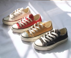 new Classic 2019 1970s Children Running skate shoes boy girl young kid sport Sneaker size 28-35