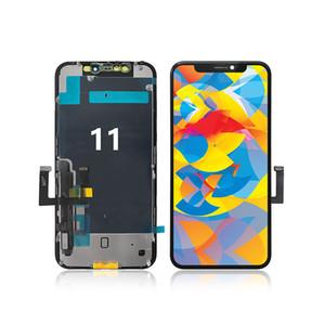iPhone 11 LCD digitizer montaj için iphone lcd ekran için iphone 11 ekran lcd ekran Cep Telefonu LCD'ler için mobil lcd'ler